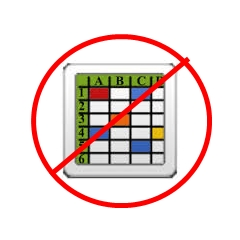 Setup up from spreadsheets with web based scheduler
